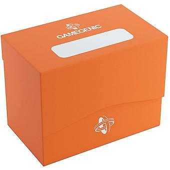 Gamegen gen gen 80-kaart side holder oranje