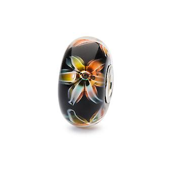 Trollbeads Flores de Poise Glass Bead TGLBE-10451