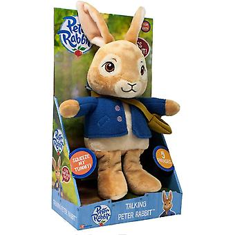 Peter Rabbit Talking Peter Rabbit Jouet en peluche