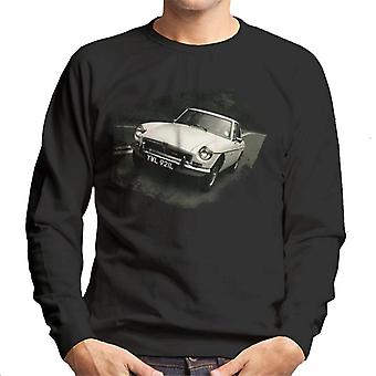 MG On The Road British Motor Heritage Men's Sweatshirt