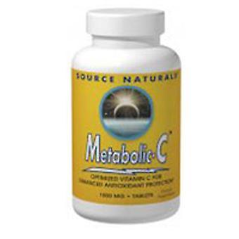 Bron Naturals Metabolic C, 500mg, 90 Tabs