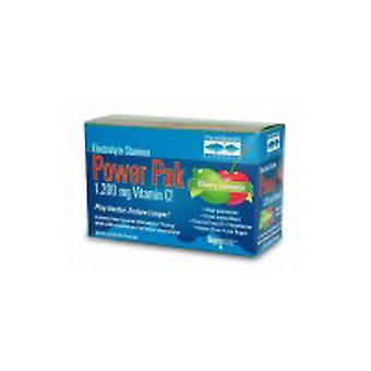 Trace Minerals Electrolyte Stamina Power Pak, Framboise 32 pk