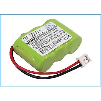 Collar Battery for Dogtra 35AAAH3BMX BP20R 150NCP 175NCP 200NCP YS-200 YS-500