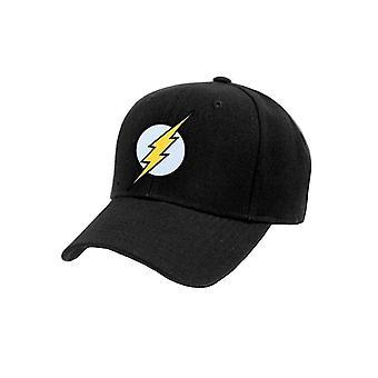 Flash Unisex Adults Logo Baseball Cap