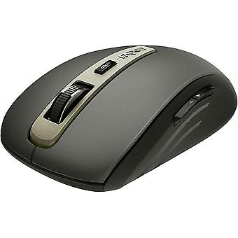 Rapoo MT350 Multi-mode Wireless Optical Mouse Black