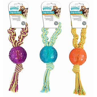 Pawise Pawise Elastic Toy Tuc N Play (Dogs , Toys & Sport , Chew Toys)