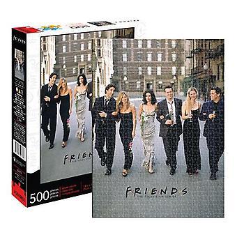 Amici - matrimonio 500pc puzzle