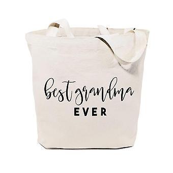Nur Oma Ever-Baumwolle Canvas Einkaufstasche