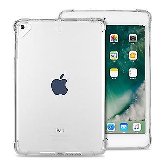 Zeer transparante TPU Full Thicken Corners Schokbestendige beschermhoes voor iPad Pro 11 (2018) (transparant)