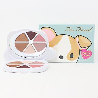 Too Faced Pretty Puppy Eyeshadow Palette  / New With Box