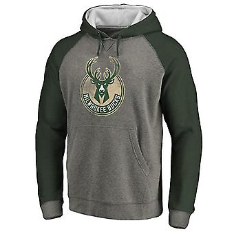 Milwaukee Bucks Löysä Pullover Pusero WY076