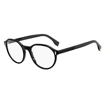 Fendi FF M0061 08A Black-Grey Glasses