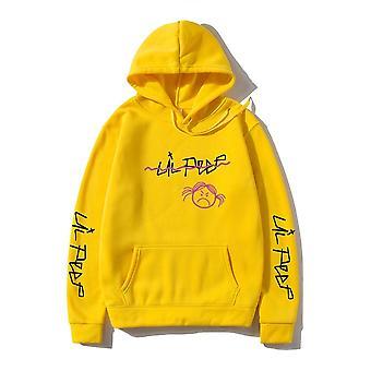 Pullover Sweatshirts Sudaderas Crybaby Hoodie ملابس الشوارع / النساء