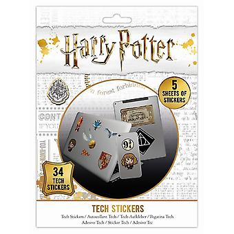Harry Potter Artefacts Tarrat (Pakkaus 34)