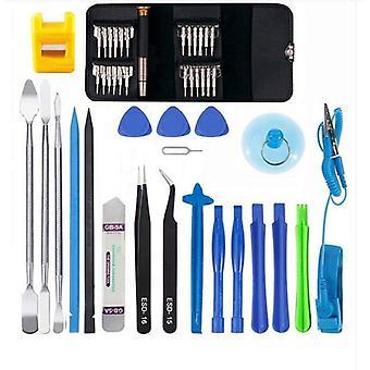 Mobile Phone Repair Tool Kit, Multi Opening Disassembly Repair Set (45 In 1)