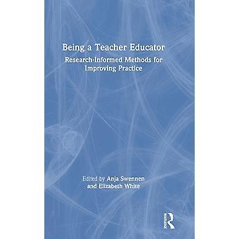 Als Lehrerpädagogin von Anja Swennen und herausgegeben von Elizabeth White