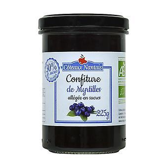 Blueberry jam light in sugars (-30%) 225 g