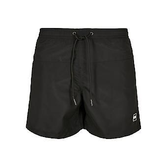 אורבן קלאסיקות גברים לשחות מכנסיים קצרים ממוחזרים לשחות מכנסיים קצרים