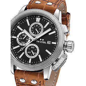 Mens Watch Tw-Steel CE7004, Quartz, 48mm, 10ATM