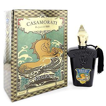 1888 Regio Eau De Parfum Spray (Unisex) By Xerjoff 3.4 oz Eau De Parfum Spray