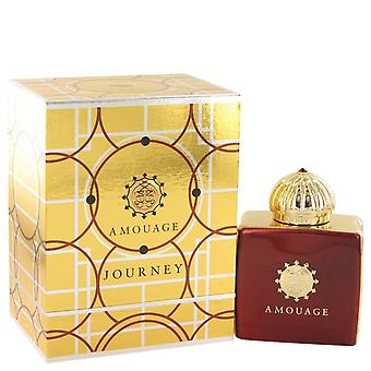Amouage Journey Eau de Parfum Spray by Amouage 3,4 oz Eau de Parfum Spray