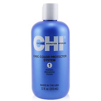 CHI Ionic Colour Protector System 1 Shampoo 355ml/12oz