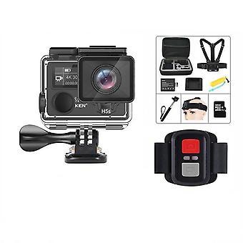 الترا 4k 30fps واي فاي كاميرا العمل (قياسي)