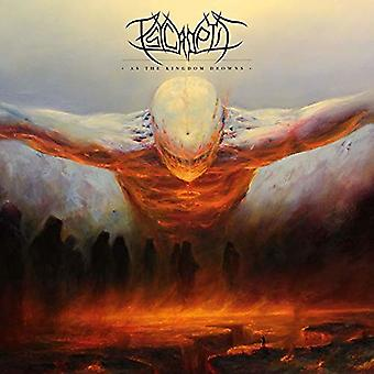 Psycroptic - As the Kingdom Drowns [CD] USA import