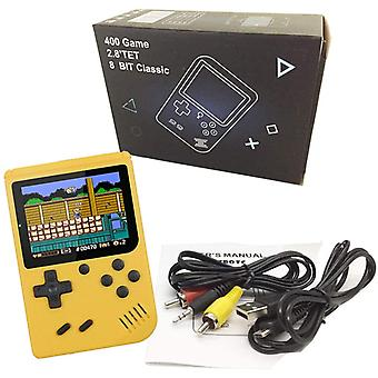 Rfiotasy Retro Game Machine Handheld Game Console With 400 Classical Fc Game Console