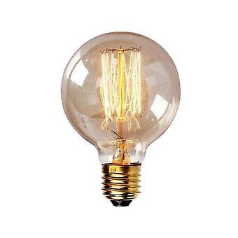 E27- Vintage Hemp, Rope Pendant Lamp, Retro Hanging Edison, Pendant Light