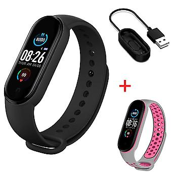 M5 Smart Watches M5 Smart Band Sport Fitness Tracker Pedometer Heart Rate Blood