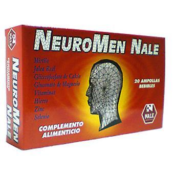 Nale Neuromen Nale 20 Ampollas