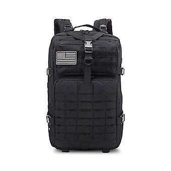 50L stor kapacitet män taktisk ryggsäck