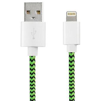 Paquete de 3, Cable USB a Lightning 1m