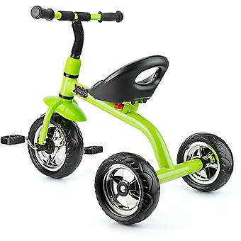 Xootz Tricycle for barn, Trike Easy Clip og Portable - Grønn