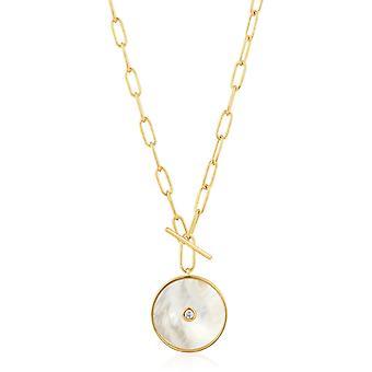 Ania Haie AH N022-04G Hidden Gem Ladies Necklace