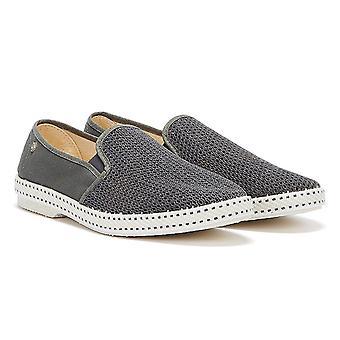 Rivieras Classic 20 Mens Dark Grey Shoes