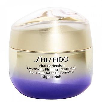 Shiseido Vital Perfection Overnight Versteviging Behandeling 50ml