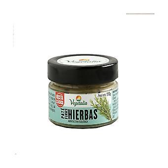 Small Organic Fine Herb Pate 110 g