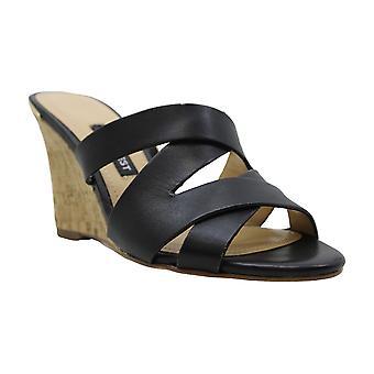 Ni vest dame Lila åben tå casual Mule sandaler