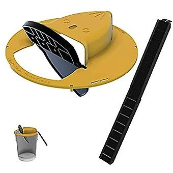 Flip N Slide Bucket Lid Mouse Rat Trap 10985