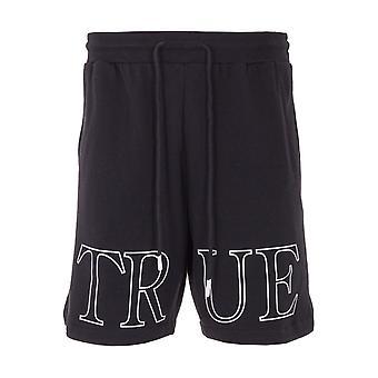 True Religion Basketball Sweat Shorts - Black