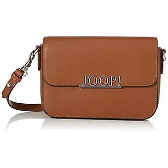 Joop! Uma Grain - Xshf crossbody bag, Brown (Camel)), 7x12x20 cm (B x H x T)