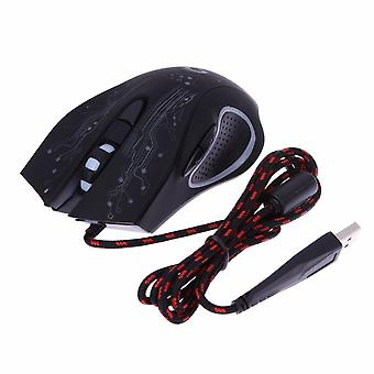 Usb Wired Led Light Optical Gaming Mouse