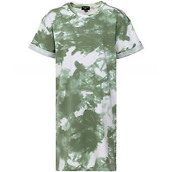 True Religion Tie Dye Vestido de camiseta