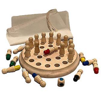 Holz Memory Match Stick Spiel Kid Intelligence IQ Gehirn Teaser Spiel Kinder Spielzeug Geschenk Spielzeug