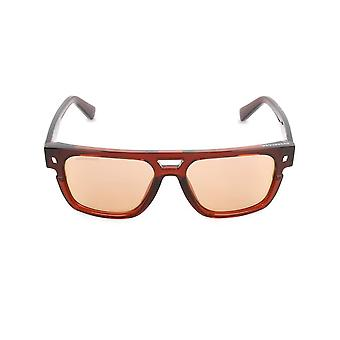 Dsquared2 - Akcesoria - Okulary przeciwsłoneczne - DQ0294-68G - Unisex - bordowy