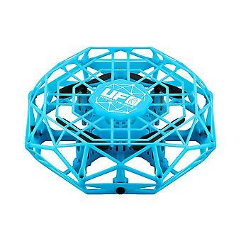 Mini drón kézi vezérlésű, Quadcopter, Ufo Repülés, Infravörös indukció,