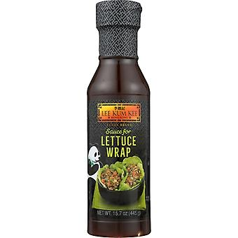 Lee Kum Kee Sauce Lettuce Wrap, Case of 6 X 15.7 Oz