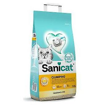 Sanicat Unscented Clumping Sand Binder (Cats , Grooming & Wellbeing , Cat Litter)